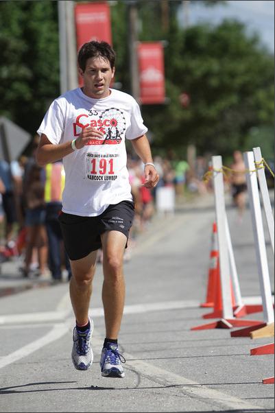 Maine Running